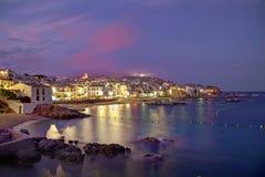 Calella-De Palafrugell, Costa Brava, Katalonien, Spanien Stockfoto