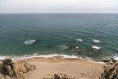 Calella Mar,Catalonia,Spain. Stock Photos
