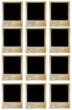 Calendário 2011 Imagens de Stock Royalty Free