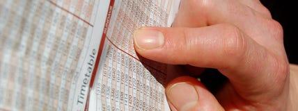 Calendário (3) Fotografia de Stock