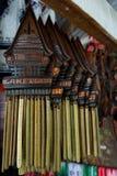 Calendário tradicional do tribo de Batak Fotos de Stock