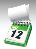 Calendar. Royalty Free Stock Images