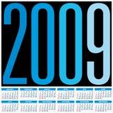 Calendar 2009 Royalty Free Stock Image