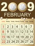 Calendar 2009 Stock Photos