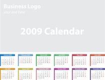 Calendar 2009 Stock Images