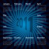 Calendar 2011 Stock Images
