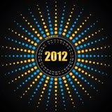 Calendar for 2012 Stock Photos