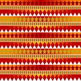 Christmas paper pattern Stock Photos