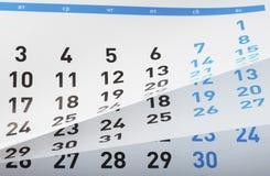 Free Calendar Royalty Free Stock Image - 29167106