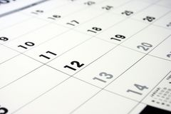 Free Calendar Royalty Free Stock Images - 3087549