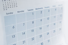 Free Calendar Royalty Free Stock Images - 42605389