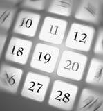 Calendar Royalty Free Stock Image