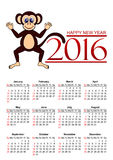 Calendar-2016-American Stock Photos