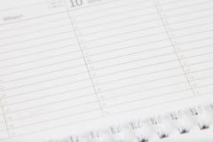 Calendar background Stock Image