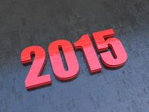 2015 calendar background Royalty Free Stock Images