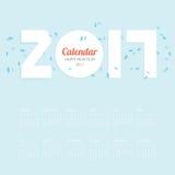2015 Calendar Calendar Vector  Design. 2015 Calendar Calendar Vector  Design Royalty Free Stock Photos
