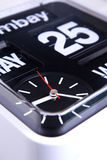 Calendar clock Royalty Free Stock Photo