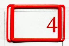 Calendar date Royalty Free Stock Photo