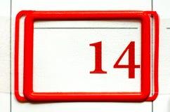 Calendar date Stock Photography