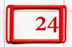 Calendar date Royalty Free Stock Image