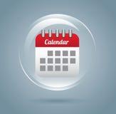Calendar design Royalty Free Stock Photos