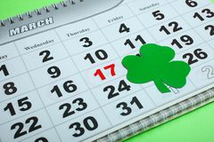 St.Patrick `s Day stock images