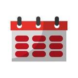 Calendar icon image Royalty Free Stock Photos