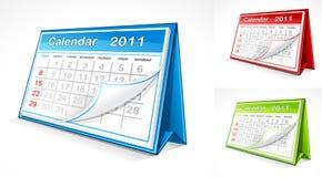 Calendar illustration Royalty Free Stock Photo
