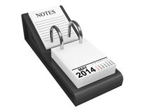 Calendar May 2014 Royalty Free Stock Image