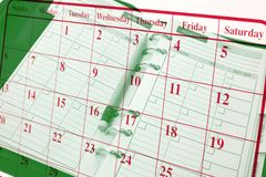 Calendar and Planner Stock Images