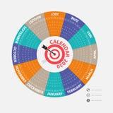 2020 Calendar Template.Calendar 2020 Set of 12 Months.Yearly calendar vector design stationery template.Vector illustration. 2020 Calendar Template.Yearly royalty free illustration