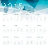 Calendar 2014. Vector. Stock Images