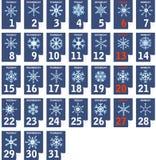 calendar2 库存图片