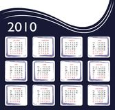 Calendar2010 Stock Photos