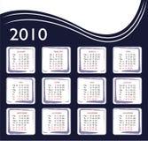 Calendar2010 Photos stock