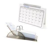 Calendari Immagine Stock