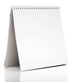Calendario de escritorio Foto de archivo libre de regalías