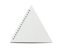 Calendario de escritorio en blanco fotos de archivo libres de regalías