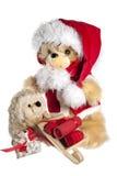 Calendario de la Navidad Imagen de archivo