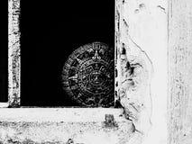 Calendario de Maja imagenes de archivo