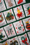 Calendario di avvenimento Fotografie Stock