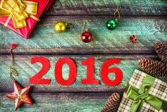 Calendario di nuovo anno Fotografie Stock Libere da Diritti