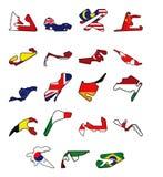 Calendario F1 2010 libre illustration
