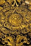Calendario maya Foto de archivo libre de regalías