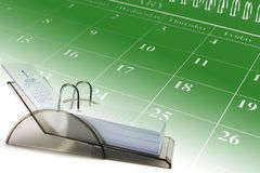 Calendars Royalty Free Stock Image