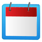 Calender icon Stock Images