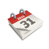 Calender Symbol Illustration Stock Photography