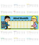 Calendrier 2015 Images stock
