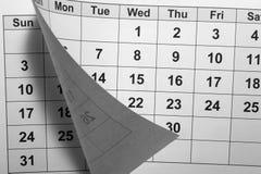 calendrier Image libre de droits