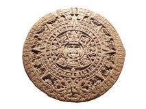 Calendrier aztèque Photographie stock libre de droits